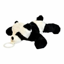 Panda zwart/wit