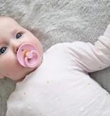BiBS Maat 2 (6-18 mnd) BiBS Fopspeen Babyroze - pink