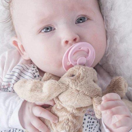 BiBS Speentjes BiBS Fopspeen Babyroze - pink