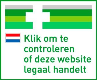 Dit logo heeft betrekking op de verkoop van geneesmiddelen.
