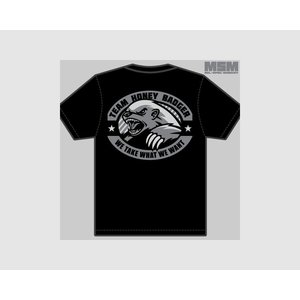 MilSpec Monkey Honey Badger T-shirt