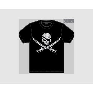 MilSpec Monkey PirateSkull T-shirt