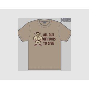 MilSpec Monkey All Out T-shirt