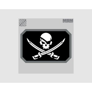 MilSpec Monkey PirateSkull patch