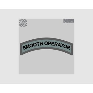 MilSpec Monkey Smooth Operator Tab patch