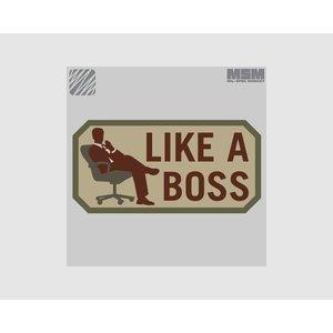 MilSpec Monkey Like A Boss patch