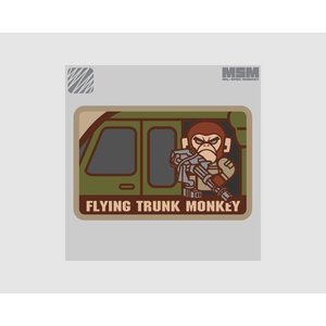 MilSpec Monkey Flying Trunk Monkey patch