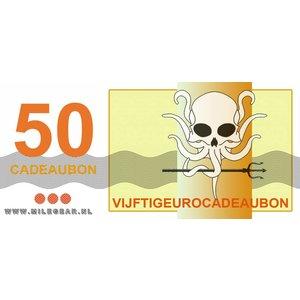 MILE Gear Cadeaubon 50