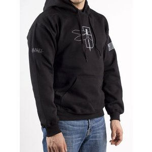 Haley Strategic Dragonfly Hooded Sweatshirt