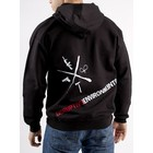 Haley Strategic Disruptive Environments Hooded Sweatshirt