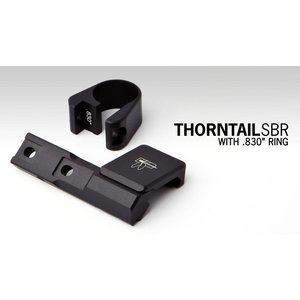 Haley Strategic Thorntail SBR Flashlight Mount