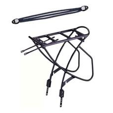 Massload Bagagedrager incl. spinbinder - Zwart (CL436)