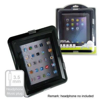 Armor-x waterproof case - iPad 2, 3, 4