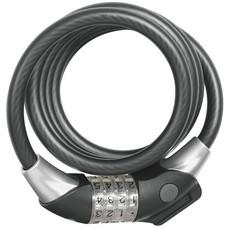 Abus kabelslot 'Raydo Pro' 1450/185 KF - Black