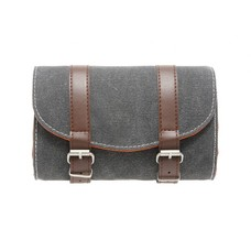 New Looxs zadeltas Mondi Saddlebag - Canvas grey