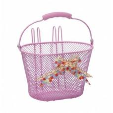New Looxs fietsmand Asti Girls Basket - Arabella orange