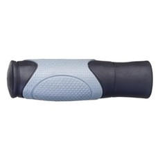 Velo handvat kraton/gel - Zwart/grijs L 125mm, Ø 35mm