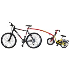 Trail-Gator tandemstang Rood