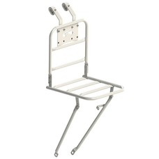 Steco Voordrager Comfort 30x30 cm - Wit