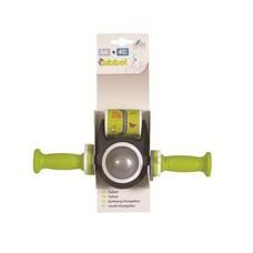 Qibbel Toybar met groene handvatten