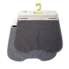Qibbel Stylingset windscherm canvas Grey