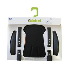 Qibbel Stylingset Luxe uni zwart voorzitje