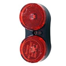 IKZI Light Achterlicht 'Dobbel' Spatbord 2 LED
