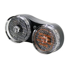 IKZI Light Koplamp 'Dobbel'  2 LED