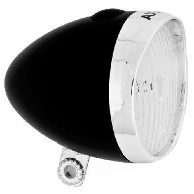 Axa koplamp 'Classic' - Black