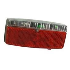 IKZI Light Achterlicht bagagedrager - Sensor - 80 mm - 2 LED