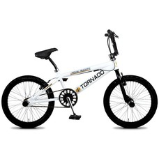 "Royal Bugatti Tornado Freestyle BMX 20"" – Wit"