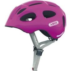 Abus fietshelm Youn-I Sparkling Pink - maat S - 48-54 cm