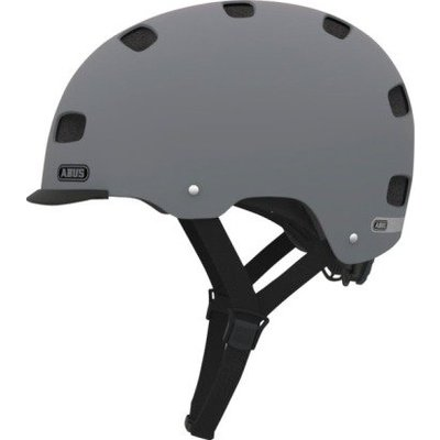Abus fietshelm Scraper v.2 Concrete Grey - maat M - 54-58 cm