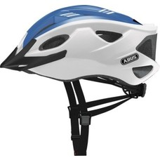 Abus fietshelm S-Cension Race Blue - maat M - 54-58 cm