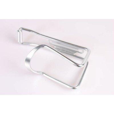 Bidonhouder aluminium Luxe - Zilver