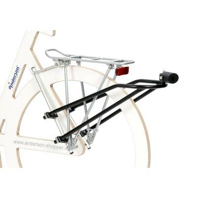 Andersen fietskoppeling R1 BigEasy met slot