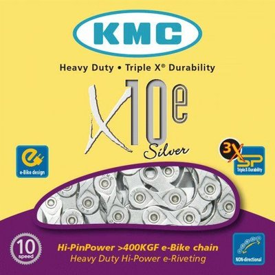 KMC Ketting X10e E-BIKE