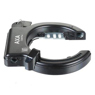 Axa ringslot Solid PLUS - zwart