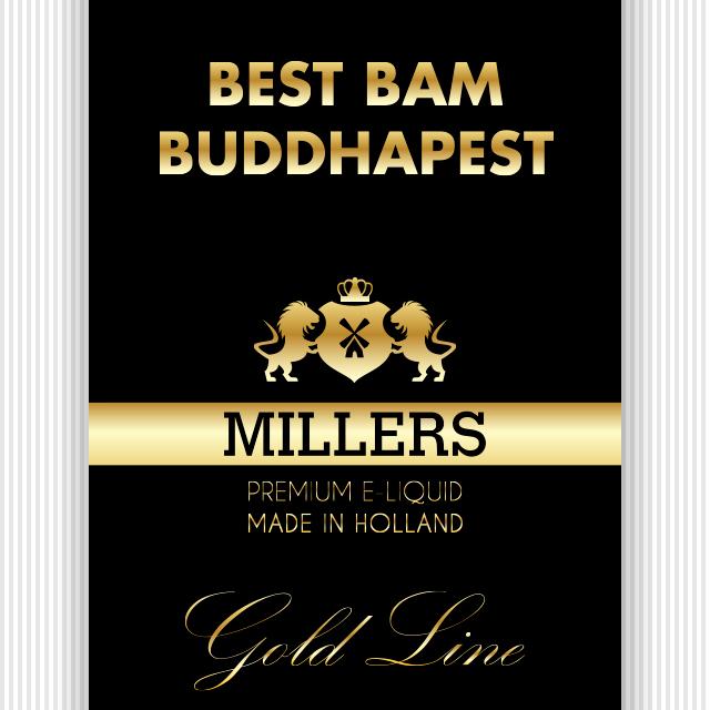 Goldline Millers liquid Best ban Buddhapest
