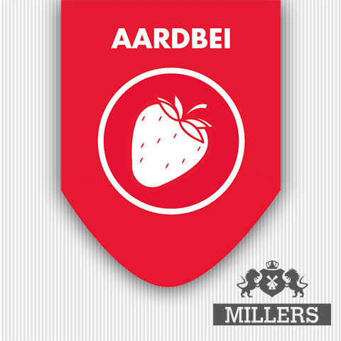Silverline Millers juice Aardbei liquid