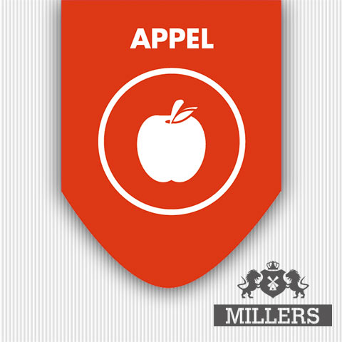 Silverline Millers Juice liquid appel