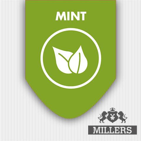 Silverline Millers juice mint liquid