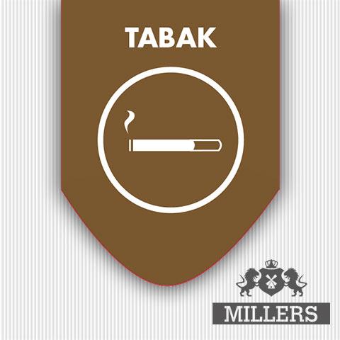 Silverline Millers juice Tabak