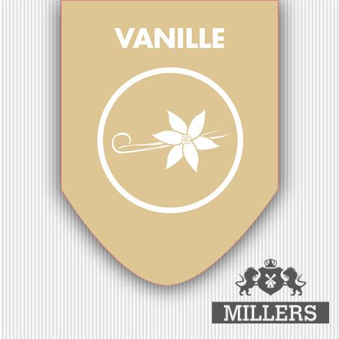 Silverline Millers Vanille liquid