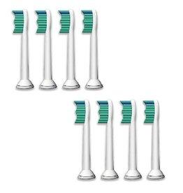 8 Opzetborstels voor Philips Sonicare ®