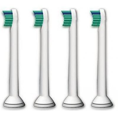 4 Opzetborstels voor elektrische tandenborstels van Philips Sonicare Mini ® (incl verzendkosten)