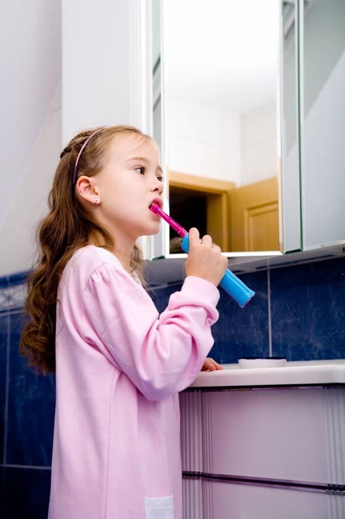 8 Opzetborstels voor Kinderen passend op Oral-B ® (gratis verzending)
