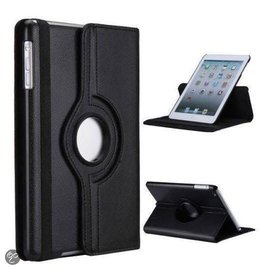 Ntech 360 Rotation Folio Case Cover iPad Mini Zwart