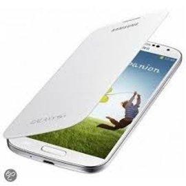 Samsung Samsung Flip Cover voor Samsung Galaxy S4 - Wit