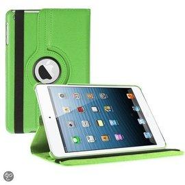 Ntech iPad Mini 3 Hoes Cover Multi-stand Case 360 graden draaibare Beschermhoes groen